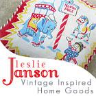 Click to shop Leslie Janson!