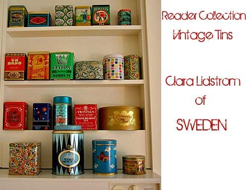 Reader Collection_Vintage Tins