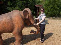 Dino World & Elizabeth Young