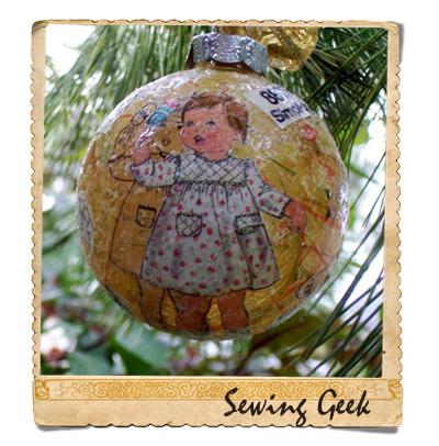 An Ornament A Day_SewingGeek