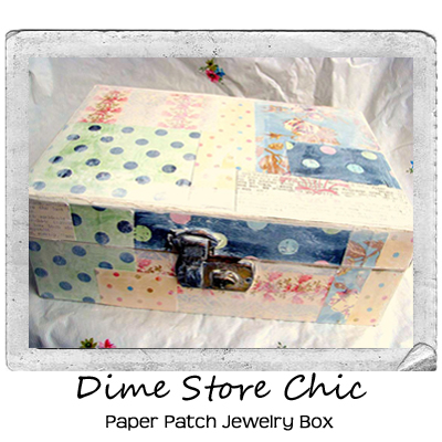 Dime Store Chic - Box