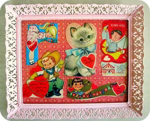 Tray valentines