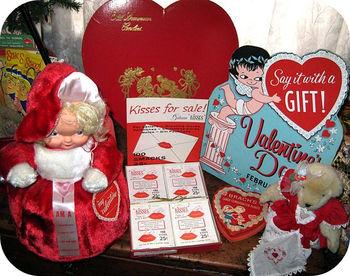 Uncut Vintage Valentines2