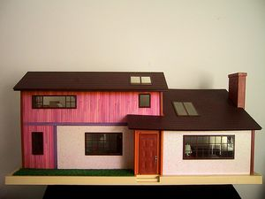Vintage Tommy Dolls House