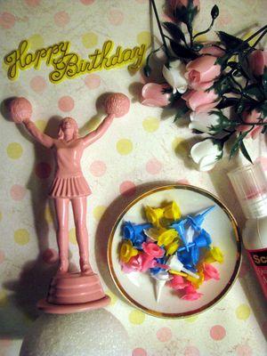 Trophy Birthday supplies