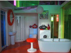 Kaleidoscope House Bathroom
