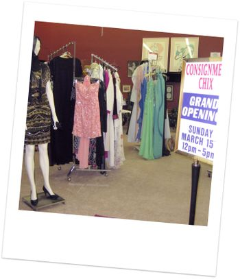 Consignment Shoppe