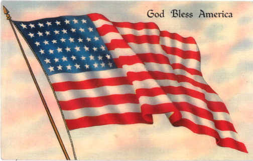 Memorial Day_God Bless America