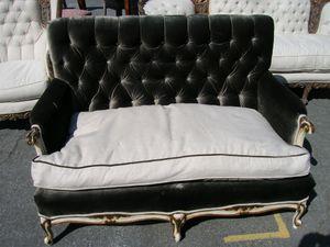 Sweet settee