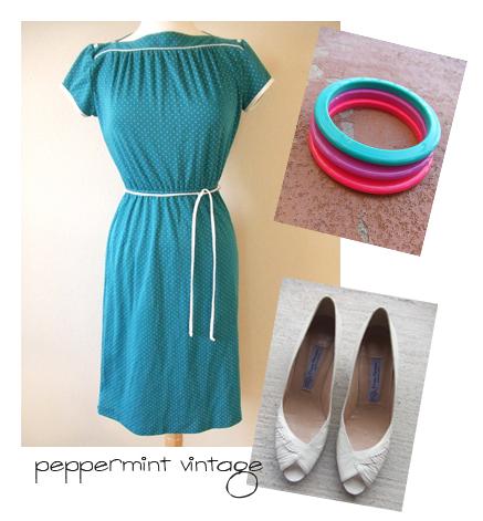 Peppermint Vintage 1