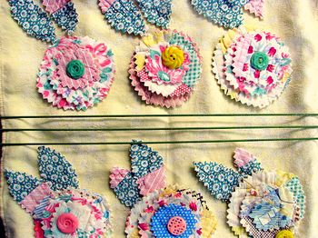 Quilted Flowers 1