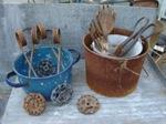 Well loved vintage tools