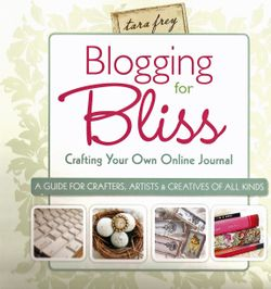 Blogging For Bliss Cover