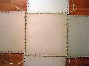 Record box sewn 4