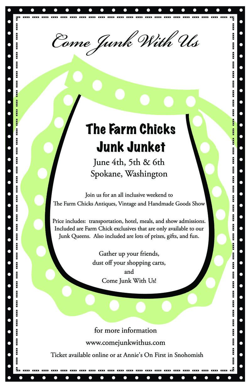 Farm Chicks Poster