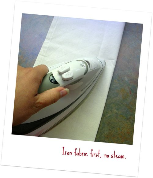 Sublime Stitching Iron First