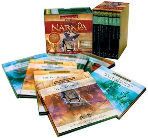 The Chronicals of Narnia.2