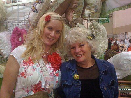Rolane and Sharon