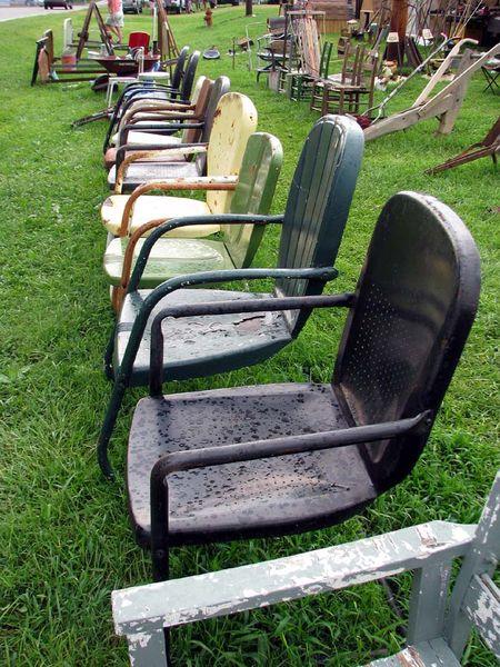 Pall Mall, TN chairs