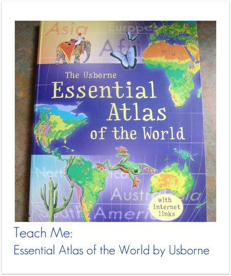 Essential Atlas Book Review