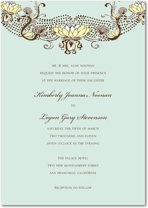 Wedding Paper Divas Vintage M