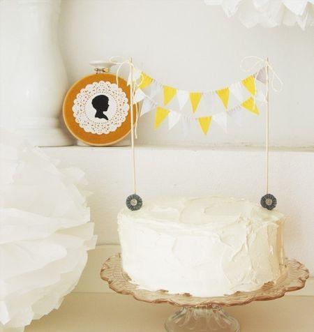 Cake Bunting 3