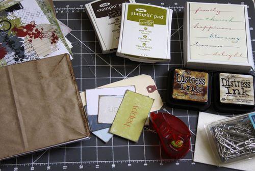 Bag project 005