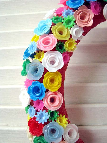 Candle Holder Wreath 3