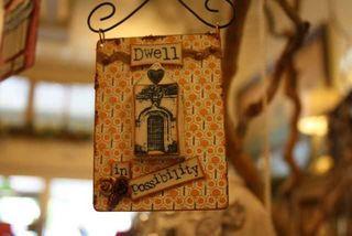 Dwell in Possibilty