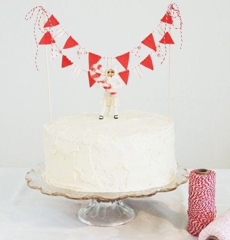 Cake Bunting 1