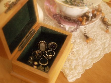 Jewelry display 030