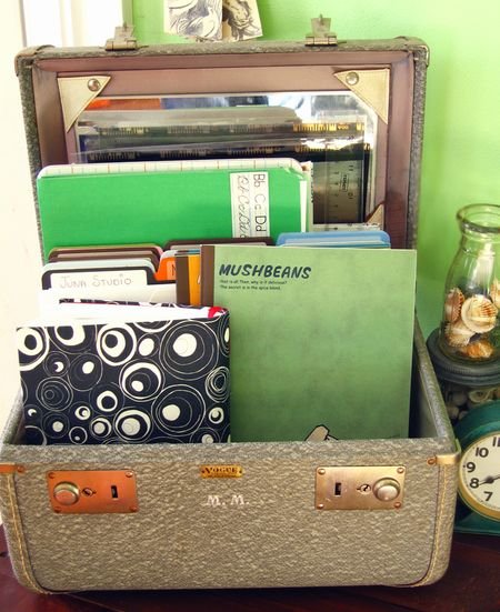 Studio filing box