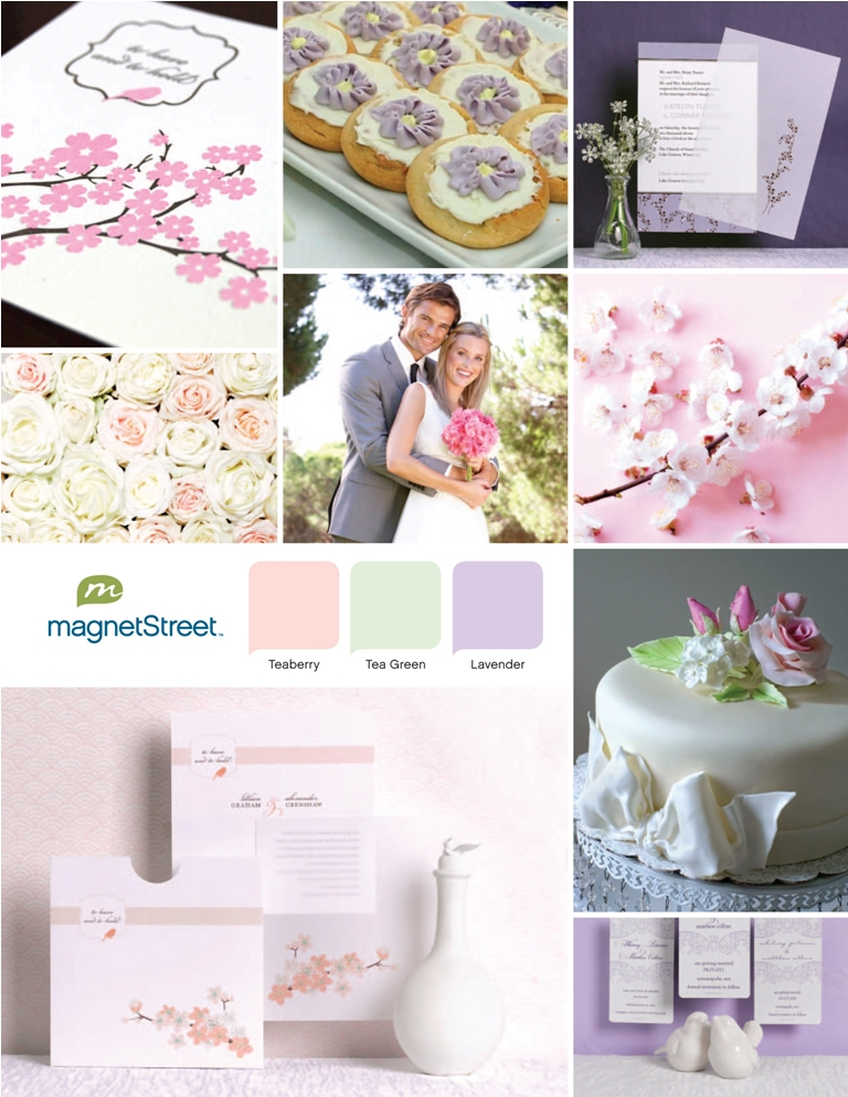 Visit the link below to see MagnetStreet 39s Spring Wedding Inspiration Board