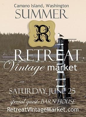 RVM summer market postcard