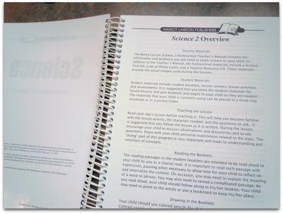 Nancy Larson Science 2 Teacher's Manual
