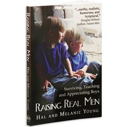 Raising Real Men Book Cover
