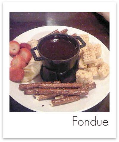 Saul Good Fondue