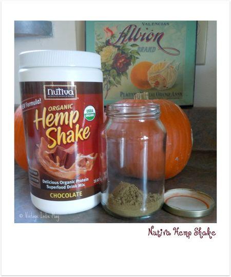 Nutiva Hemp Shake