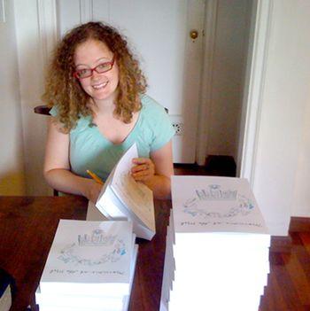 Signing-books