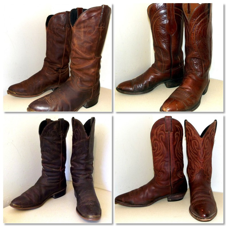 vintage indie vintage fashion forward mens cowboy boots