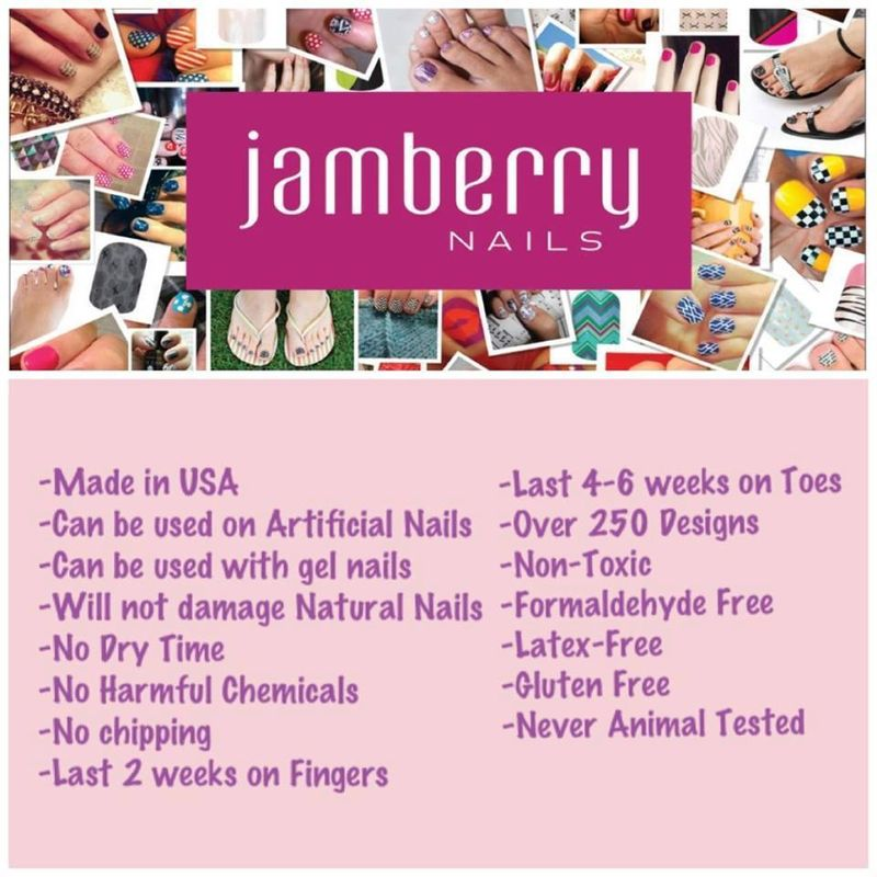 Info about Jamberry