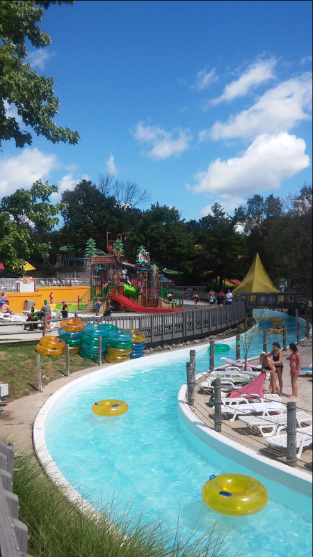 Vintage Indie: Fun in the sun with teens at The Beach Waterpark!