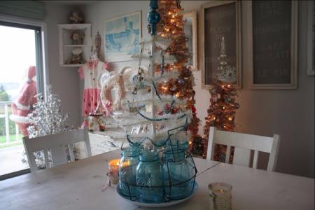Vintage Style Christmas Home Tour