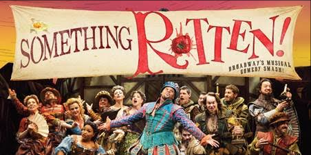 Something Rotten Cincinnati 2017