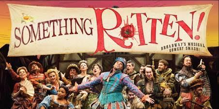 Something Rotten Cincinnati 2017
