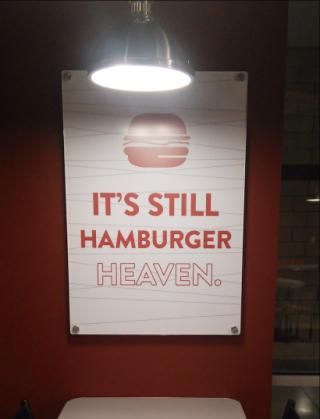 Gold Star Chili Serves Burgers