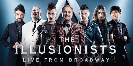 The Illusionists Live from Broadway Cincinnati
