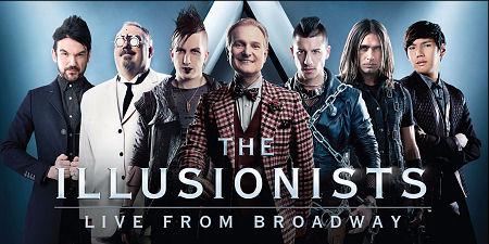 The Illusionists Live from Broadway Cincinnati