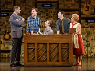 Beautiful Carole King Cincinnati Cast