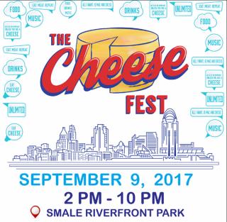 The Cheese Fest Cincinnati